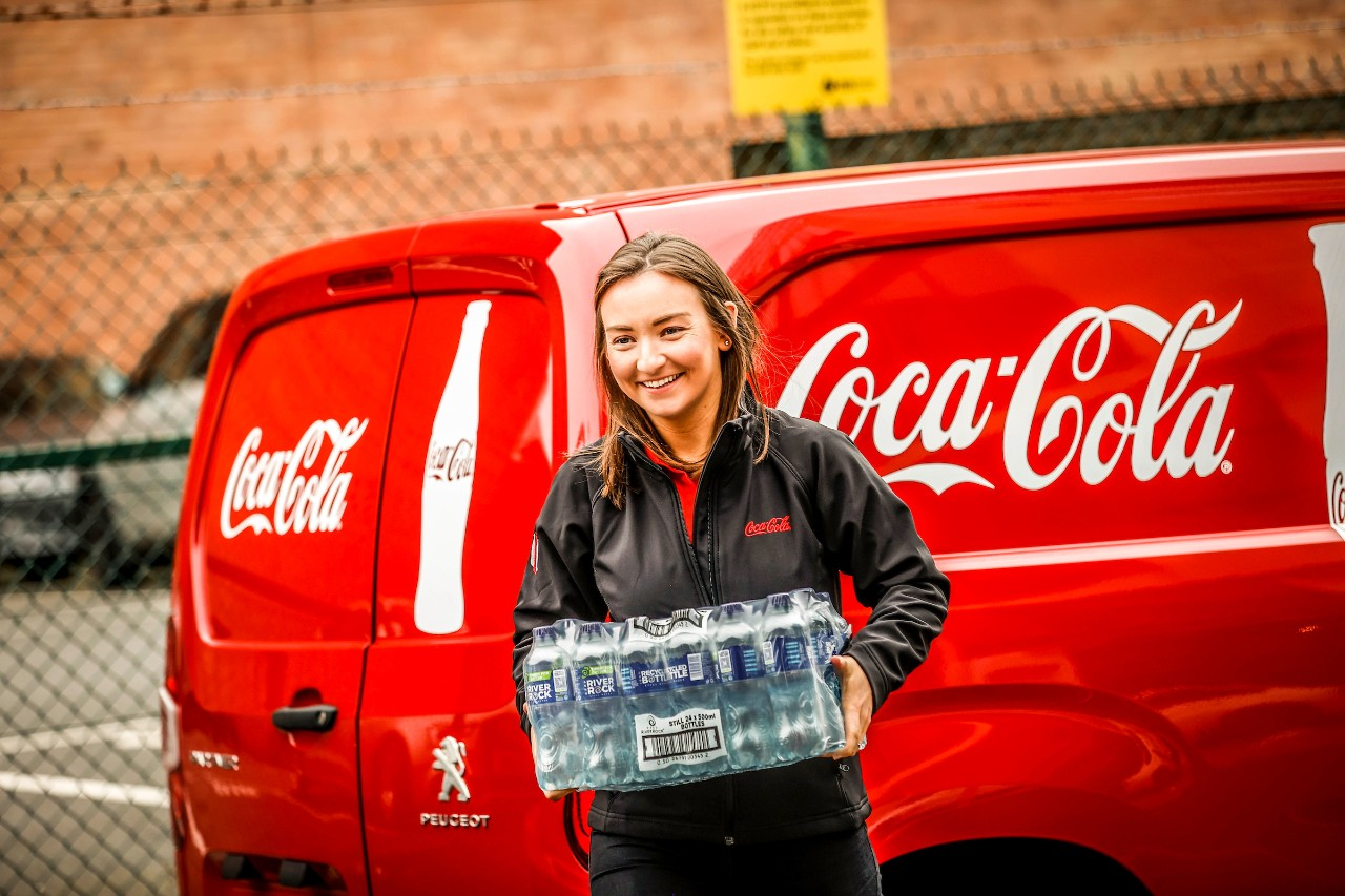 Coca‑Cola HBC Picture Conor McCabe Photography
